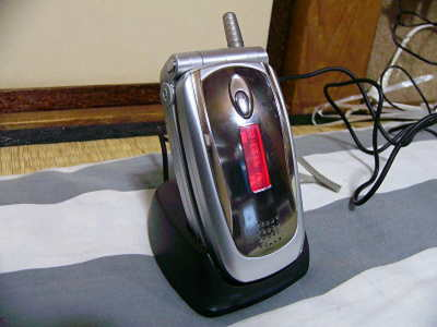 J3002V シルバー