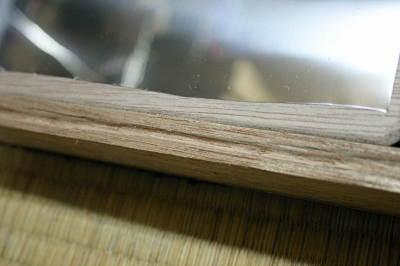 彫刻刀使用。