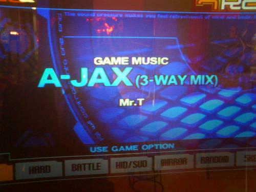 A-JAX(3-WAY MIX)