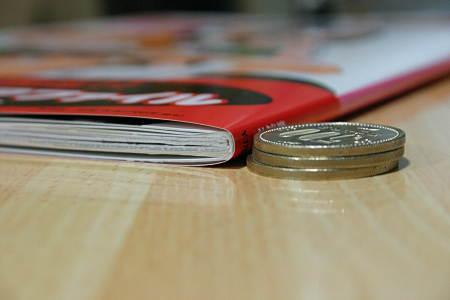 本の部分だけなら500円玉2枚くらいの厚さ。