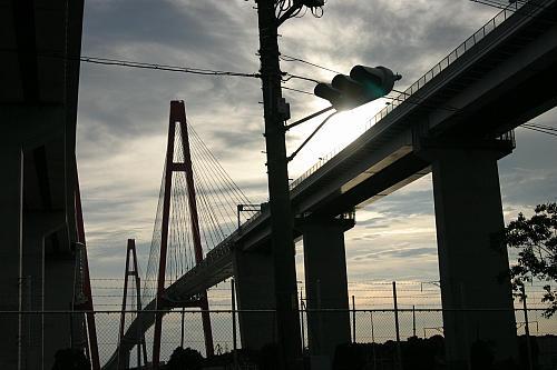 名古屋港近辺