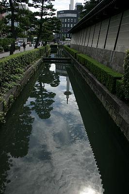 いい天気でしたが……えらく暑かったです。名古屋より暑い?