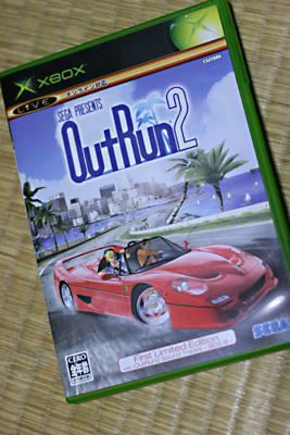 OutRun2 初回限定版(AA)