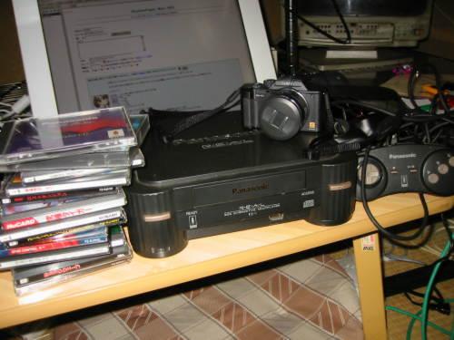 Panasonic FZ-1同士で記念撮影。(笑)