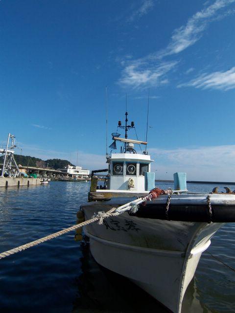 知多のどっかの漁港
